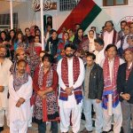 RT @OfficialMqm: Pic12: Sindhi Topi, Ajrak Day Celebrated At #MQM Headquarters 90 in #Karachi #SindhCultureDay http://t.co/EsLMgvE7LM