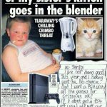 """@sherlockben: This kid is a legend hahahahha http://t.co/t3YlYi1BgO"" this will be @lifeofchel kid #rougherthanabirdsarse"