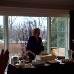 Joy Parsons former CEO of Oakville Hospital celebrates her 90th in Oakville Thanks for all youve done for us Joy http://t.co/Xz0WWIMz2T