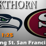 Happening now #INNERSUNSET Inner Sunset Sunday & watch the Seahawks vr Niners @BlackthornSF @49ers @njudah Go Niners! http://t.co/3JodipEsJm