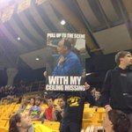 @BleacherReport sign at App State game about UNCC coach Alan Major. UNCC assistant nearly fought students over it! http://t.co/YfcgkmuW1u