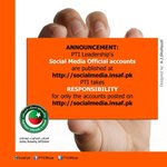 #PTI is only responsible for official accounts . #SocialMedia http://t.co/CWiwHqjSPx