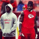 RT @DwayneBowe82: Me and the best RB in the NFL @jcharles25 http://t.co/r3aAD5cwxe