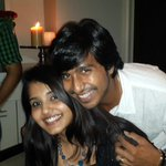 happy weddin anniversary 2 the lord family! @actor_viishnu @RajiniNatraj