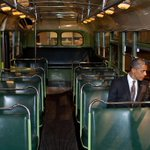 In a single moment 58 years ago today, Rosa Parks helped change this country.