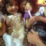 Happiest 2nd birthday to my happiness angels, Ari and Vivi. Love u both dearly. http://t.co/eWeKRZaw0V