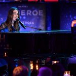RT @CNNHeroes: .@SaraBareilles performing