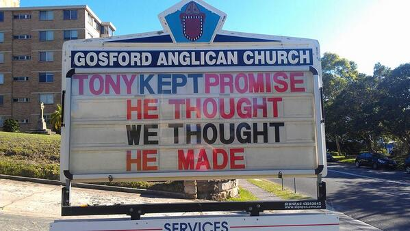 God = Rupert? RT @MarkRDuckett: hahha #auspol http://t.co/1IeuFhOEN4