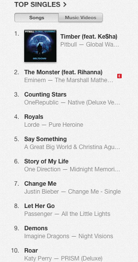 #ChangeMe is already #7! Keep buying, gifting, and rating it! We're almost there :) https://t.co/3VUsjgzuwQ http://t.co/56QMK4wBz9