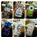 Berbagai macam hardcase buat samsung, blackberry, apple! Di order sist/bro Cp: 081210931050/766E0BBC happy shopping^^ http://t.co/a6TuL7mOYv