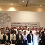 RT @suhaibkhan: Group photo of some of the attendees at the 2013 Saudi #HPC User Group Conference #SAHPC http://t.co/Chg5rPOTL7