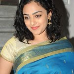 Wow Look Of #NithyaMenon