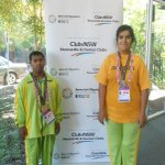Finally heard good news RT @faizanlakhani:Pak M Muneeb won Gold&Jasmeen won Silver Medal at Special Olympics swimming http://t.co/07BVgnKPgR