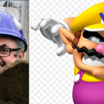 """@mariwritesnews: Separated at birth! Zygi Wilf and Wario meet again! http://t.co/wHUOxAOv1M"" #mania"