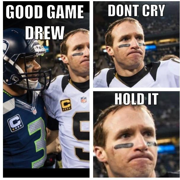 @SeahawksMemes: Hold it... Hold it.... #Seattle #Seahawks #Memes #12thMan