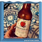 RT @rekorderlig: DAY 4: Follow & RT by 5pm for the chance to win 1 of 5 cases of Rekorderlig #WinterCider!  >>> http://t.co/YVj14FeEDF