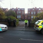RT @SamCaseyYEP: armed police at scene where female officer was shot in cardigan rd,headingley http://t.co/YAmtzgaLOS