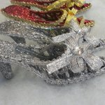 Check out these adorable shoe ornaments we are decorating our Boutique with! http://t.co/eOdcSjHTkM