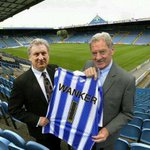 Picture Exclusive: First picture of Neil Warnock at Sheffield Wednesday #swfc #lufc http://t.co/G6AWKkuiOj