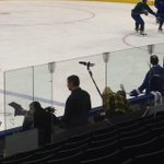 RT @HennyTweets: HBO is here ! Jvr and mark fraser are micd for todays skate. #tmltalk http://t.co/t35lOGaOq4