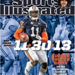 RT @AuburnMemes: King Crimson has been over thrown, THIS is what a Real Sports Illustrated cover looks like: http://t.co/Ve0eH6ZbCq