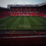 Old Trafford http://t.co/w1zEV6XlBG