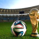 RT @espn: The official ball for World Cup 2014 has been unveiled. Feast your eyes on the Brazuca -> http://t.co/MoxQODaLGW