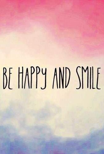 Be happy and smile :) #JustBeNice http://t.co/Lua5HN1BwI