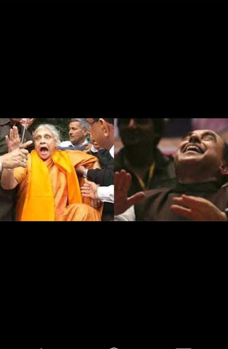 RT @RaghuDiggavi: Reaction of congress  after 8th Dec ...@Swamy39 ...#RIP Congress http://t.co/JxDKzcNfeE