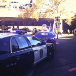 Lots of OPD now on scene at Rockridge BART http://t.co/uSIlSLt5gH