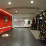 RT @ArsenalSphera: El Emirates Stadium se pone en ambiento navideño #Arsenal http://t.co/BBFpgxBXDv