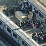 RT @nbcbayarea: Chopper image shows Rockridge #BART platform flooded with passengers http://t.co/Zqq0f6d1AY http://t.co/f7wPKc71vU