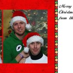 Merry Christmas and Happy Holidays Twitterland! From: the Methot Brothers #unclerico #beautifulsmiles @MarcMethot3 http://t.co/EbwmCwUJij