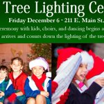 Dec 6th, 5pm Annual Christmas Tree Lighting of the Historic Pines #downtownventura #ventura http://t.co/snnH1tVEU3 http://t.co/LW8D3IBP0F