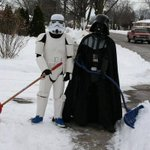 Snow in #YYC reaching galactic proportions. Thankfully the Empire is here to bail out Nenshis ass!! http://t.co/LfXa42Ckyb