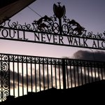 RT @LFC: Photo: The Shankly Gates pre-Norwich #LFC http://t.co/7GJFgbfAhu