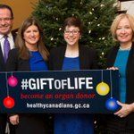 This holiday season become an organ donor and give the #giftoflife @MinRonaAmbrose @alungstory @Albrecht4KitCon http://t.co/2xWnhkfEOs