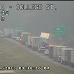 TRAFFIC: Tractor trailer overturned on Interstate 81 near Exit 45 in Carlisle. No injuries. Expect delays. http://t.co/PdIFn2e6GT