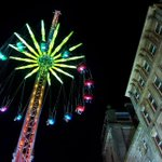 The @edxmas Star Flyer #Edinburgh http://t.co/MtCucNBfCJ