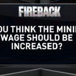 YES! @Crossfire: Do you think the minimum wage should be increased? Reply now with Yes or No using #Crossfire http://t.co/Y3e5kOJsnK