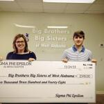 A huge thank you to @SigEpAlBeta for making THE difference in the lives of children with their amazing fundraisers! http://t.co/8XXq3Ezkge