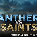 96 hours until kickoff. Keep Pounding. #CARvsNO http://t.co/Q54OGwwBek