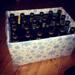 Getting the beervent calendar started #keiths #beer #halifax #christmas http://t.co/ETTSCiU4RS