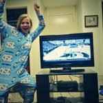 Now thats dedication.. @Bethany__Erin Lets go Heels! http://t.co/ccPNE6EE2A