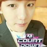 M!Countdown Backstage Update - Baekhyun Selca http://t.co/g3Jafvkkud