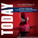 RT @taran_adarsh: Mark your watches... Worldwide trailer premiere of #AmazingSpiderMan2 is just a few hours away... http://t.co/ZPIPhT3YAY