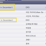 [NAVER MUSIC] 1. Miracles in December (Korean Ver.) 4. Miracles in December (Chinese Ver.) http://t.co/2xuiSPRNtm http://t.co/TGPaJoDKz9