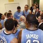 RT @TarHeel_Photo: Straight from the locker room...http://t.co/HD29I8vf8F