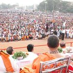 Huge protest against Communal Violence Bill in Mangalore #BJP @KiranKS Cong Delhi http://t.co/F7bVAr5WGi http://t.co/rQRjcA4jyI