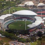 "RT @HazeCricket: RT ""@ESPNcricinfo: The new-look Adelaide Oval. #SpaceAge http://t.co/svxD7PRjAO"""